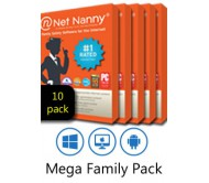 Mega Family Safety Pack